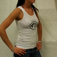 Get Physical Music Girlie Tankshirt (White)