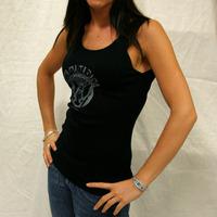 Mandy Girl Tankshirt (Black)