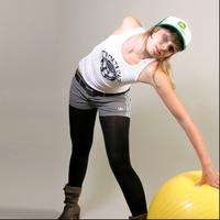 Mandy Girlie Tankshirt (White)