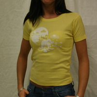 Girl Missive Rec (Pig Yellow)