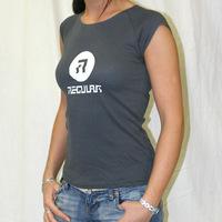 Girl Regular Rec Shirt (Asphalt)