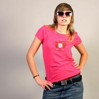 Speicher Rec Girlshirt (Pink)