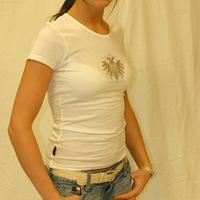 Speicher Rec Girlshirt (White)