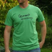 Gourmet Recordings Logoshirt (Grass)