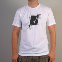 5 Years Get Physical Five Shirt (White)