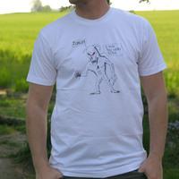 Joakim Monster Shirt (white)