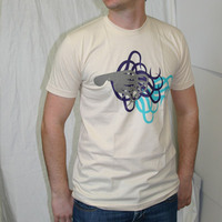 Kalimari Chest 3 Colors Shirt (Creme)