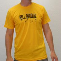Kill Brique Logoshirt (Orange)