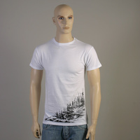 Limited Chloe Release Shirt Kill the DJ (White)