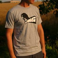 King Kong Label T-Shirt (gray)