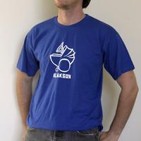 Klakson Logo Shirt (Blue)