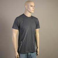 Liebe ist Cool Star Shirt (Asphalt)