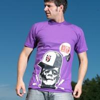 Frankeignetik Shirt (Violett)