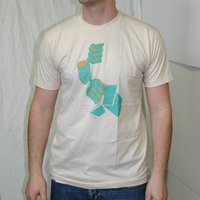 Microcosm Logo Shirt (Creme LTD Edition)