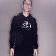 Your Misery is our Mission Hooded Sweater (Black)