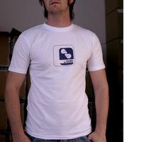 Musik Krause Shirt (White / Normalfit)