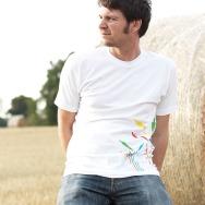 Man-Shirt Score Jacks (white/ Colored Logo)