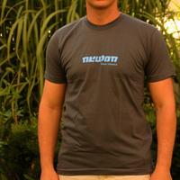 Neuton Logo shirt (Asphalt)