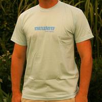 Neuton Logo shirt (Sky Blue)