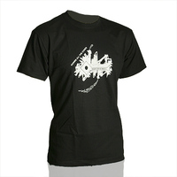 Night Drive Music Logo Shirt (Black)