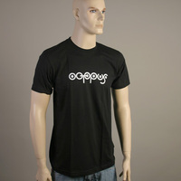 Octopus Logoshirt (Black)