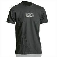 Rave Strike Back Shirt (Dark Gray)