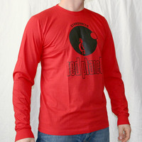 Redplanet Longsleeve (Red)