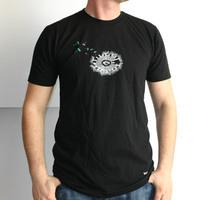 Racerback Rex Club Shirt (Black)