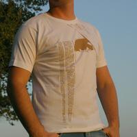 Man Shirt Richie Hawtin (white)