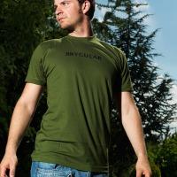 Rrygular Logoshirt (Olive)