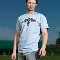 Safari Shirt (Heather Grey)