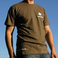 Sender Records T-Shirt (Army)