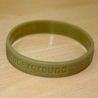 Silikonband Underground (Sand)