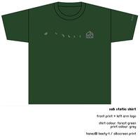 Substatic Label Shirt (Green)