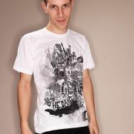 Bojangles Shirt (White)