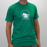Toys for Boys Shirt (Kelly Green)
