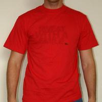 TERMINAL M SHIRT - NEW DESIGN RED