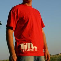 Terminal M Logo Shirt (Red)