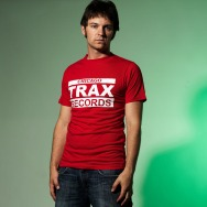 Chicago Trax Records Shirt (Red)