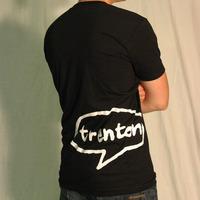 Trenton Logo Shirt (Black)