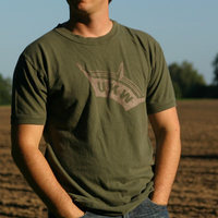 UKW Army Shirt used look (army green)