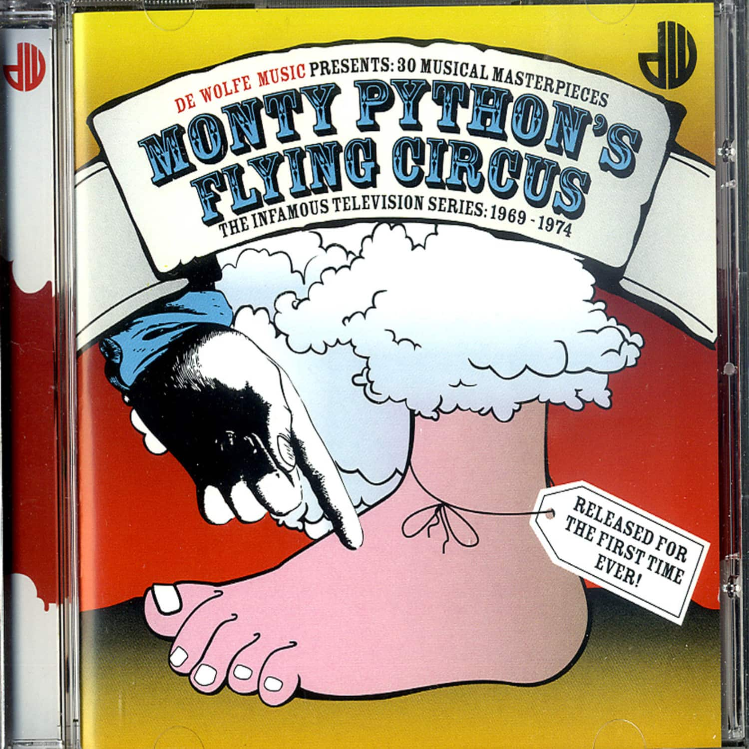 Monty Pythons Flying Circus Present - THE UNRELEASED TV SOUNDTRACK 1969 - 1974