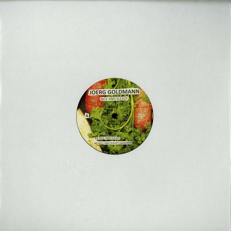 Oscar & Joerg Goldmann - NICE AND SPLIT EP