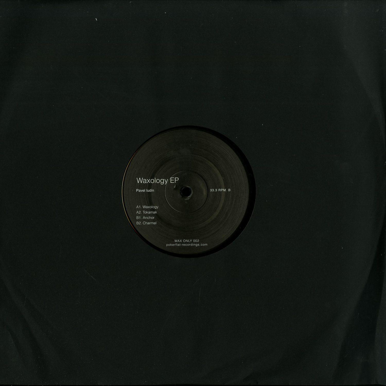 Pavel Iudin - WAXOLOGY EP