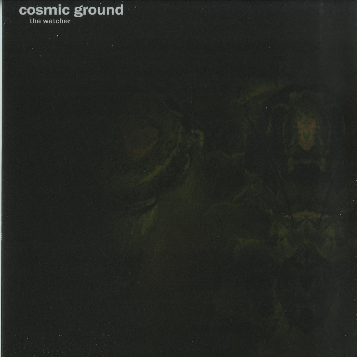 Cosmic Ground - THE WATCHER / VAPORIZED ARTIFACTS