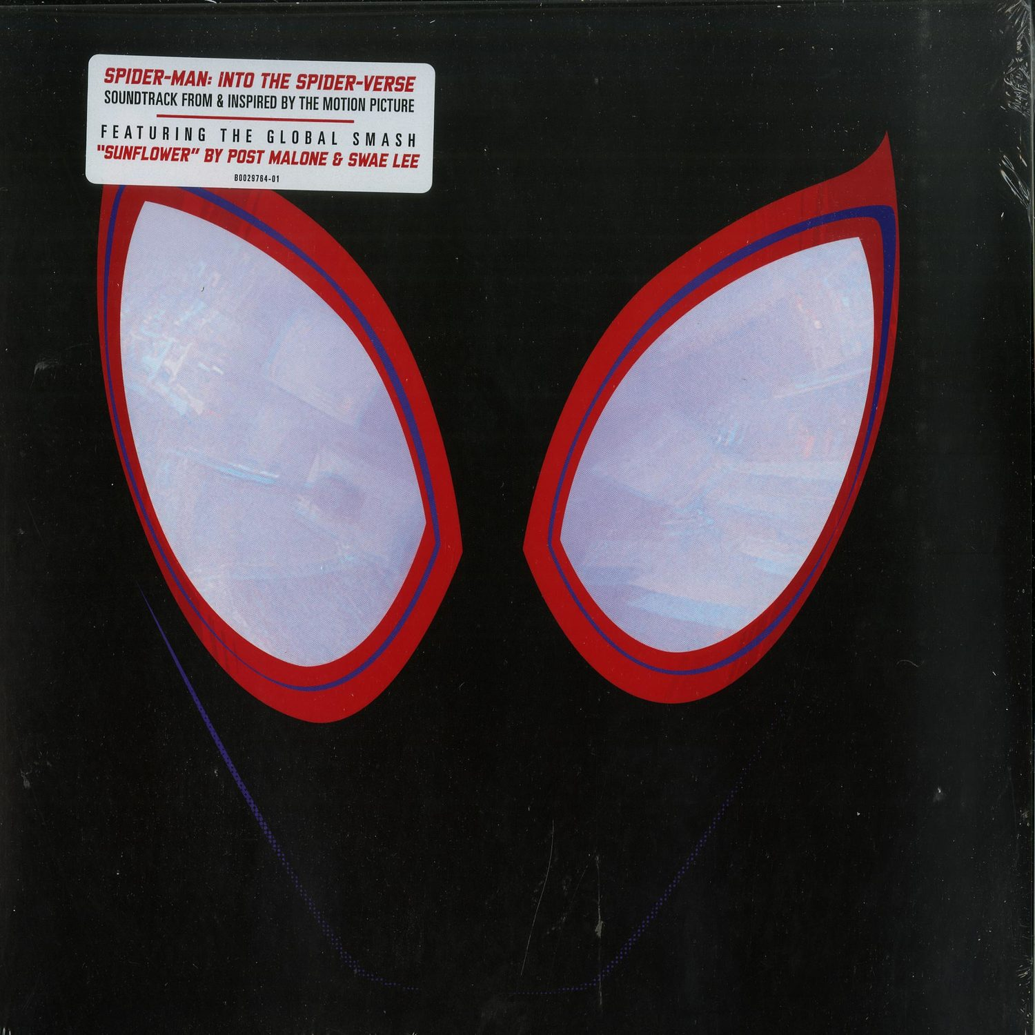 Various Artists - SPIDER-MAN: INTO THE SPIDER-VERSE O.S.T.