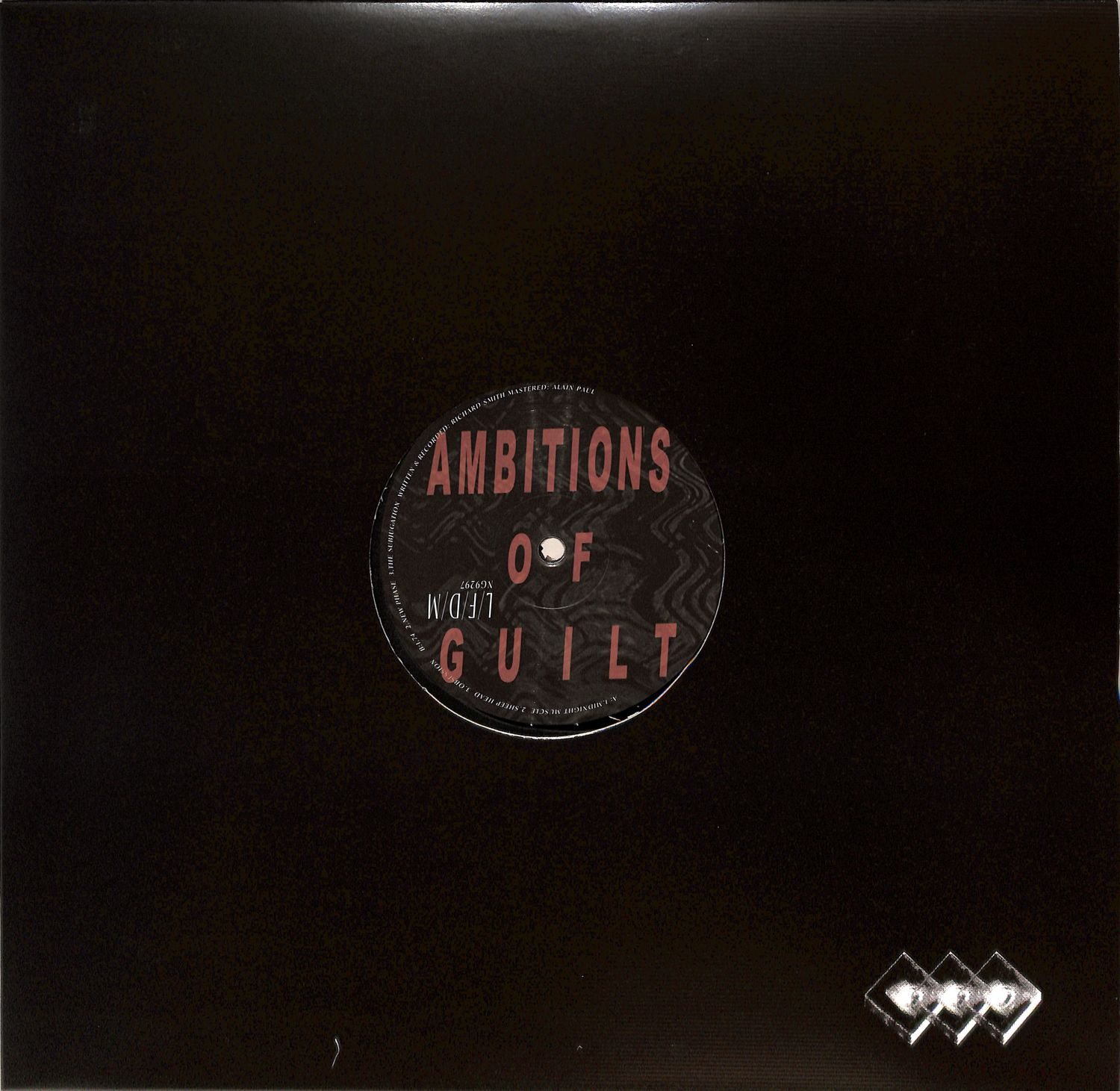 L/F/D/M - AMBITIONS OF GUILT