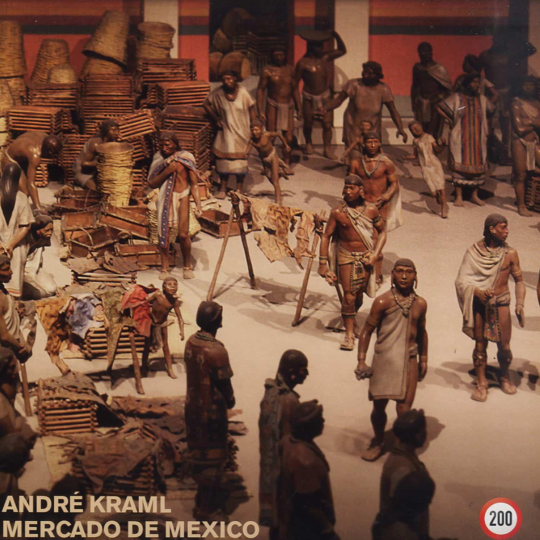 Andre Kraml - MERCADO DE MEXICO
