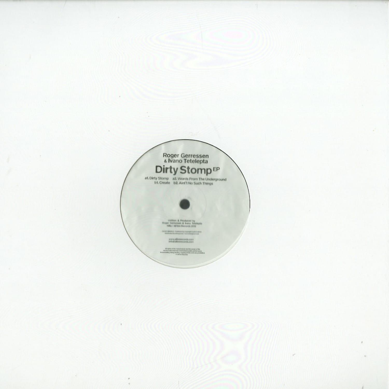 Roger Gerressen & Ivano Tetelepta - Dirty Stomp EP