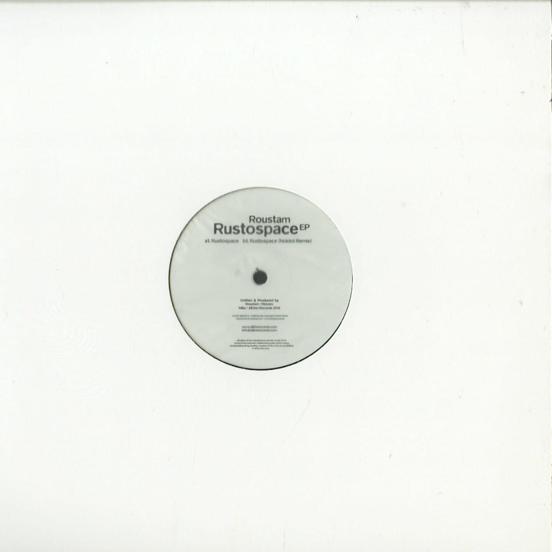 Roustam - RUSTOSPACE EP